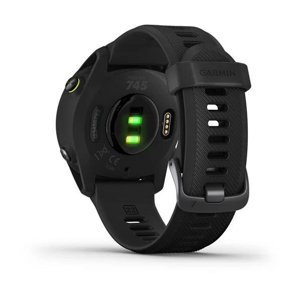 Garmin Forerunner 745 Akıllı Saat - Siyah