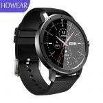 HOWEAR HW21 Akıllı Saat Siyah