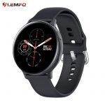 Lemfo S20 Akıllı Saat - Siyah