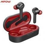 Mpow M9 Bluetooth Kulaklık - Kırmızı