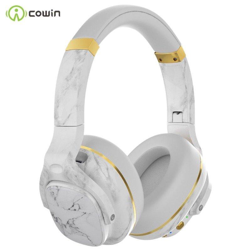Cowin E9 ANC Bluetooth Kulaklık - Beyaz