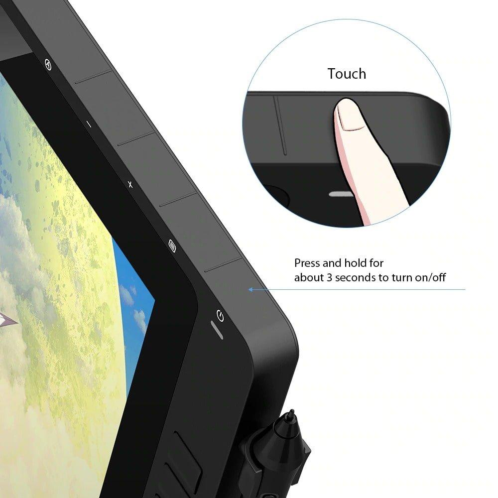 XP-Pen Artist 22R Pro Grafik Çizim Tableti