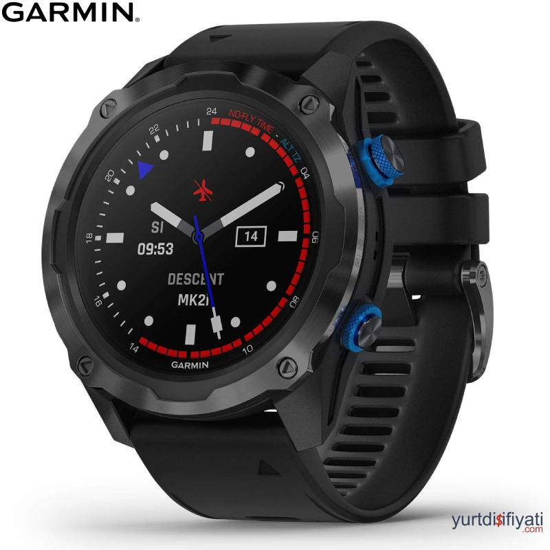 Garmin Descent Mk2i Akıllı Saati