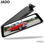 Jado G830 Dikiz Aynalı Araç Kamerası