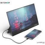 BlitzWolf BW-PCM7 Taşınabilir Telefon Bilgisayar Monitörü özellikleri en ucuz yurt dışı ve Türkiye fiyatlarının karşılaştırması