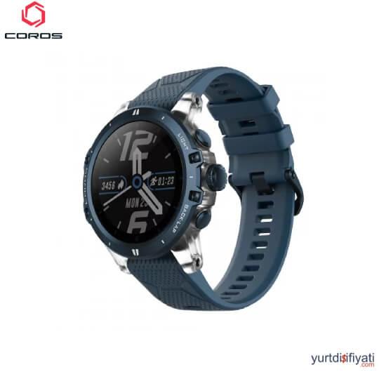 Coros VERTIX GPS Akıllı Saati - Mavi özellikleri en ucuz yurt dışı ve Türkiye fiyatlarının karşılaştırması