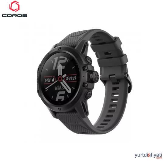 Coros VERTIX GPS Akıllı Saati - Siyah özellikleri en ucuz yurt dışı ve Türkiye fiyatlarının karşılaştırması