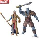 Marvel Legends Grandmaster ve Korg Aksiyon Figür Seti