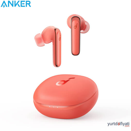 Anker Soundcore Life P3 Bluetooth Kulaklık -Kırmızı özellikleri en ucuz yurt dışı ve Türkiye fiyatlarının karşılaştırması
