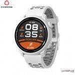 Coros PACE 2 Akıllı Koşu Saati – Beyaz Silikon Kayış